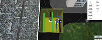 可视化地下管网智能管理系统