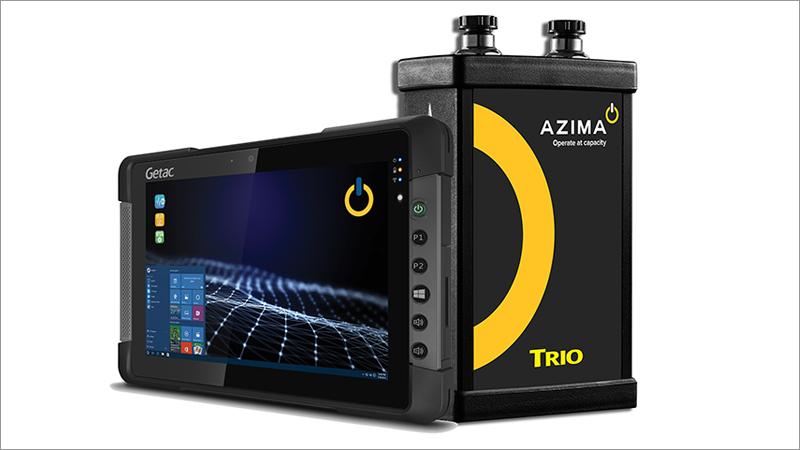 TRIO 机械振动状态分析仪