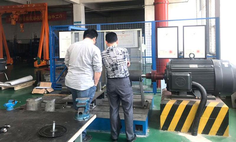 中国广核集团有限公司至必可测考察交流