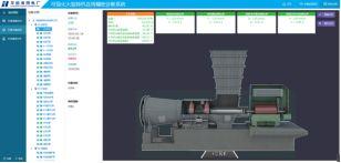 重要辅机设备振动在线监测