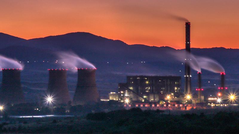 智能煤机电厂解决方案