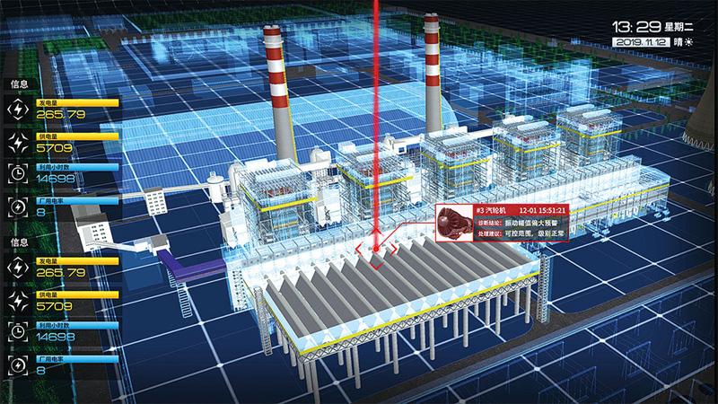 智慧电厂解决方案